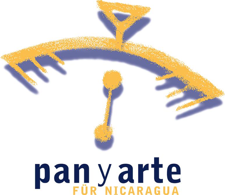 Logo: pan y arte